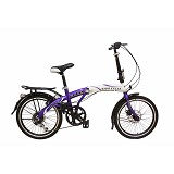 "VIVA Gorin 20"" Shimano 7sp [L3110] - Purple"